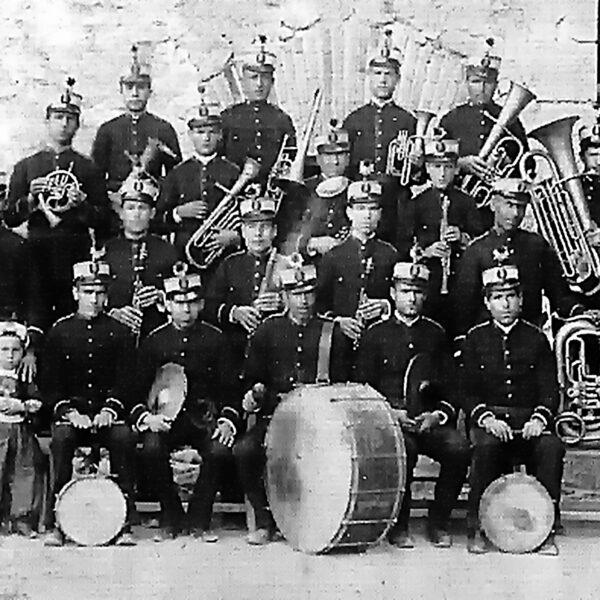 1876 Banda de Biar (Alicante)